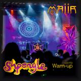 Maiia - Shpongle Warm-up Set in YOTASPACE Moscow (2015)