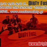 Διπλή Δόση 28/11/2013 Συνέντευξη Dirty Fuse