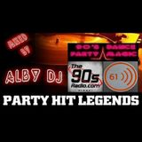 Party Hit Legends #61 - The Best 90's Hits Songs