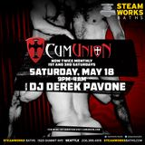 DJ Pavone Live at Steamworks Seattle Sat May 18 2019