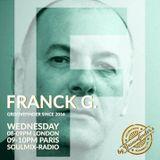 Franck G. - G. THERAPY Radioshow 2019 - EP # 47 - SoulMix Radio 03-07-2019