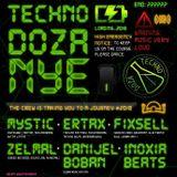 Ertax @ Techno Doza NYE Live w/ Mystic [2018]