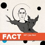FACT mix 547: Joe Hart (April '16)