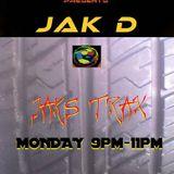 JAKS TRAX with JAK D 121216