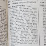 Slágermúzeum. Szerkesztő: Adorján Ágnes. 1987.10.12. Petőfi rádió. 13.05-13.45.