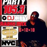 DJCity [PARTY 105] Radio Mix