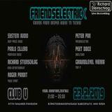Friendselectric @ Club U