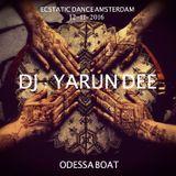 ECSTATIC DANCE AMSTERDAM at ODESSA 12-11-2016 Mixed by Dj YARUN DEE