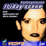 Hardsequencers Friday Scene /// Daniel Crusher (DD), Little M (DD) /// 09.02.1996