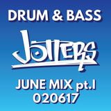 Jotters June mix pt.i - drum and bass