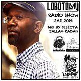 "Lobotomy Radio Show & Selecta Jallah Kadafi 28.11.2015""Special Beres Hammond & Roots Reggae Culture"""
