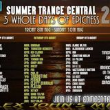 SUMMER TRANCE CENTRAL 2 _ Alex John's Mix