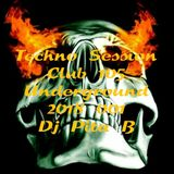 Techno Session Club 105 Underground 2018 002 - Dj Pita B