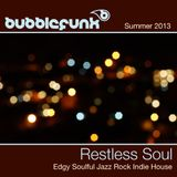 :: Edgy Soulful Tech House DJ Mix :: Restless Soul :: Bangkok Thailand Asia ::