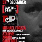 Garn'boll Birthday @ ZooClub ( Adolphe , Michael Forzza , Steave & Garn'Boll )