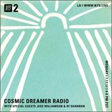Cosmic Dreamer Radio w/ RF Shannon & Jess Williamson - 19th June 2017