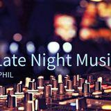 Late night music