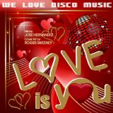 Valentines Day Disco Mix v.3 by DeeJayJose