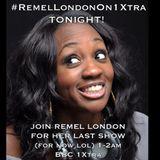 Remel London - BBC RADIO 1XTRA - 30th April 2013 - Xtra Talent