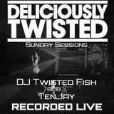 #DeliciouslyTwisted @DJTwistedFish b2b @TnJay10 #SundayVibes #SundaySessions
