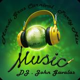 DJ . John Gavalas & CD - Mardi Gras Carnival Party Mix