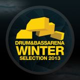 Drum&BassArena Winter Selection 2013 : Megamix