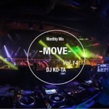 Monthly Mix -MOVE- Vol.14