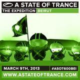 Armin van Buuren - Live @ A State Of Trance 600 Beirut (09.03.2013) [EDM Broadcast]