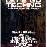 Let's Go Techno With Beni Wilde & Friends | Episode 12 : P. Brock