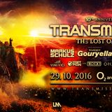Markus Schulz - Live @ Transmission, The Lost Oracle (Prague, Czech Republic) - 29.10.2016