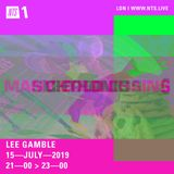 Lee Gamble - 15th July 2019
