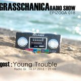 Grasschanica Radio Show: Epizoda 018 Gost: Young Trouble