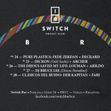 Dj Bruce Lee @ Switch Bar 27_02_2015 HOUSE