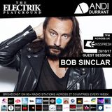 Electrik Playground 28/10/17 inc. Bob Sinclar Guest Session