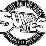 Summer Rites Warm-Up: Terry Farley, Rachel Harvey, Nic Fisher, Borja Pena 25.07.14