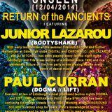 Unseen 12/04/2014 - DJ's Neil Templar, Paul Curran & Junior Lazarou