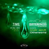 indi anX - Guest Time Differences 151 [28-December-2014] On Tm-radio
