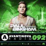 092 PAUL BINGHAM - AVANTINOVA RADIO