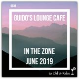 In The Zone - June 2019 (Guido's Lounge Cafe)
