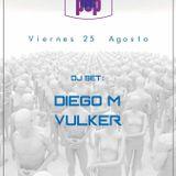 DJ Diego Madrid @ Beard & Pop 25-08-2017 Part-1