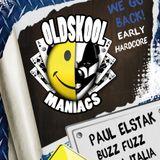 Oldskool Maniac's - Liveset Para Italia 12-05-2012 Uptempo events