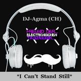 DJ-AGMA (CH)   * I Can't Stand Still *   (13.06.2015)