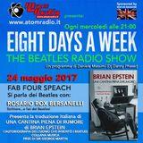 Eight Days A Week / 10: FAB FOUR SPEACH con  Rox Bersanelly - UNA CANTINA PIENA DI RUMORE