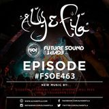 Aly  Fila - Future Sound Of Egypt 463 [26.09.2016]