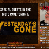 Hard Rock Hell Radio - HRH CROWS Show with Moto - 21st Oct 2019