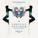 Christian Fischer Live at Spray Club 15.06.2012
