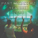 PartyShakerz Yearmix 2014