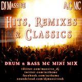 DRUM N BASS 2012 : DJ MASSIVE & AC MC MINI MIX ( @acthemc @massive_dj )