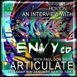 ARTICULATE - ENVY CD