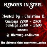 Reborn In Steel - By Christina B . - SE02 - #29 - 29-4-2018